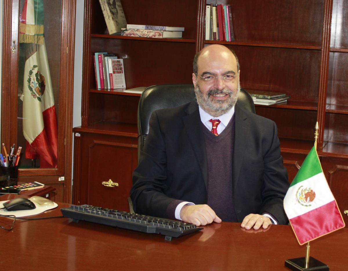 Carlos Javier Echarri Canovas  1964 - 2019 | International Union for