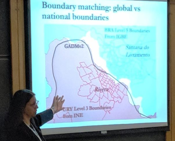 Seminar on Geospatial Demography Cape Town 29 Oct 2017